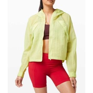 Lululemon Clear Intention Cropped Jacket